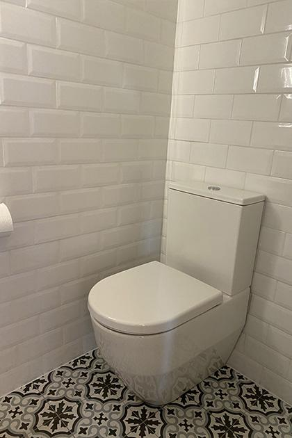 Bathroom Installation in Wilmslow